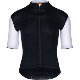 Isadore Signature Cycling 2.0 Maillot à manches courtes Homme, anthracite black/white
